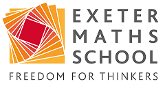 Exeter Maths School logo